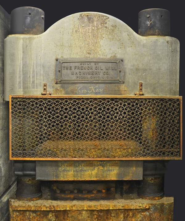 1500-ton Hydraulic Press